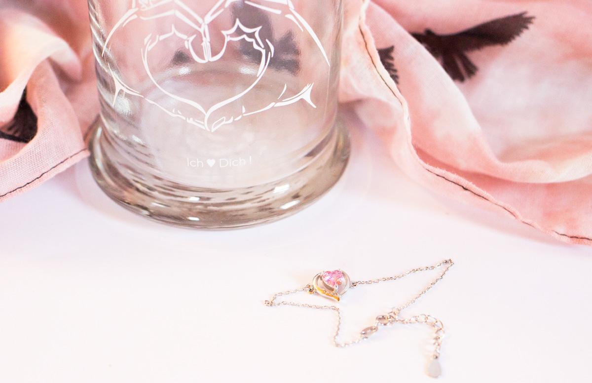 Juwelkerze - Schmuck in jeder Kerze