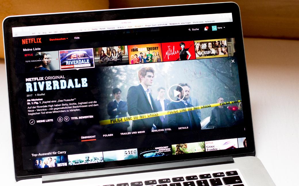 Netflix Original Serie: Riverdale