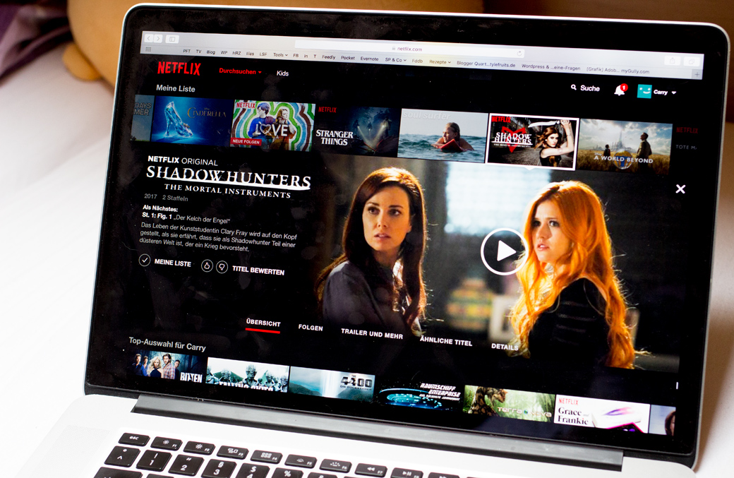 Netflix Original Serie: Shadowhunters