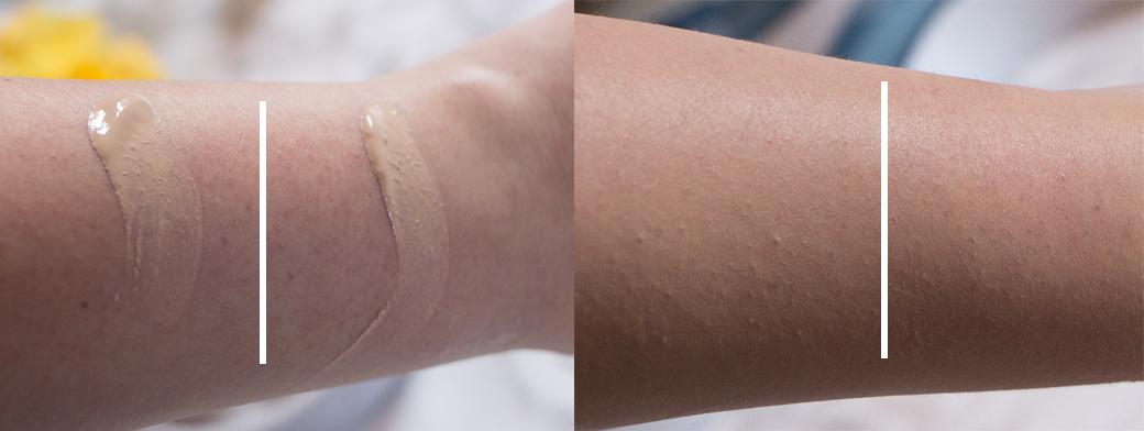 Ergebnis von Silisponge & Beautyblender im Vergleich