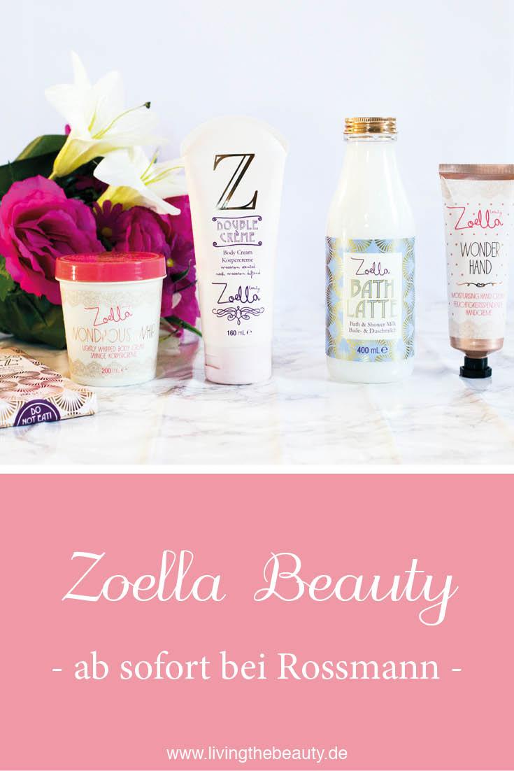 zoella-beauty-rossmann Zoella Beauty exklusiv bei Rossmann - Mein Einkauf
