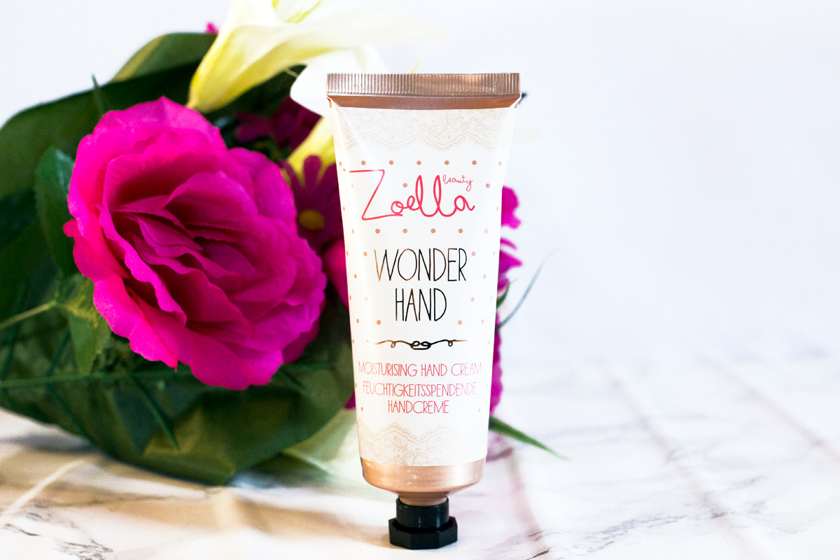 Zoella Beauty Wonder Hand Cream