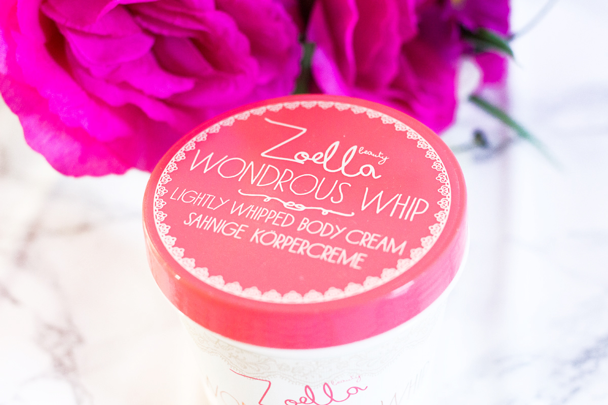 Zoella Beauty - Wondrous Whip Body Cream