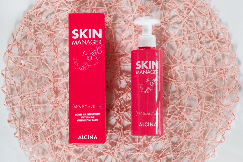 Alcina Skin Manager AHA Effekt-Toner