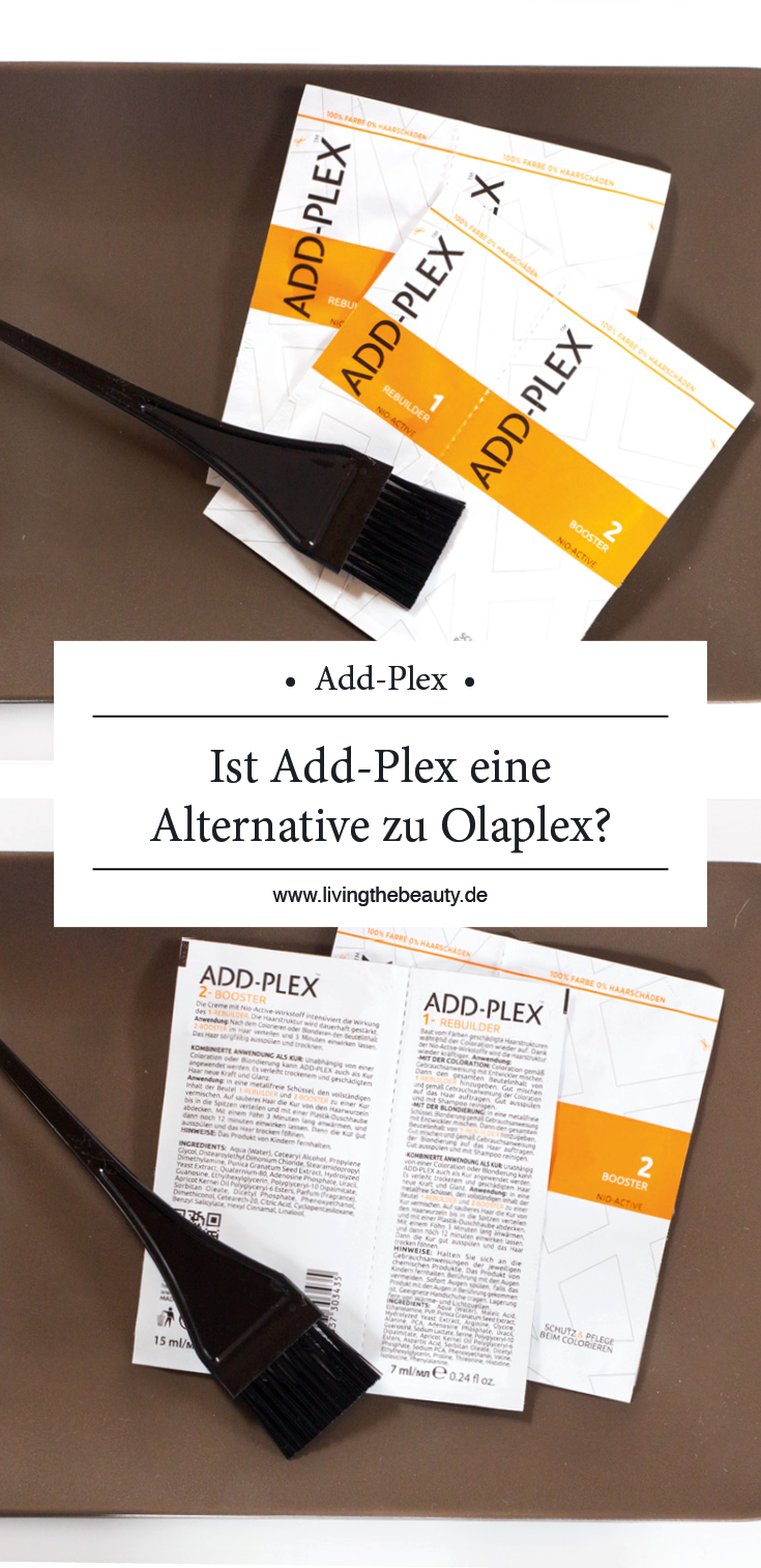 Add-Plex - eine Olaplex Alternative?