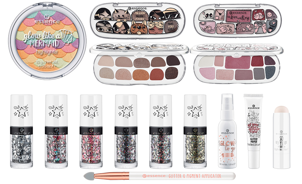 Preview – essence the trend factory Limited Edition