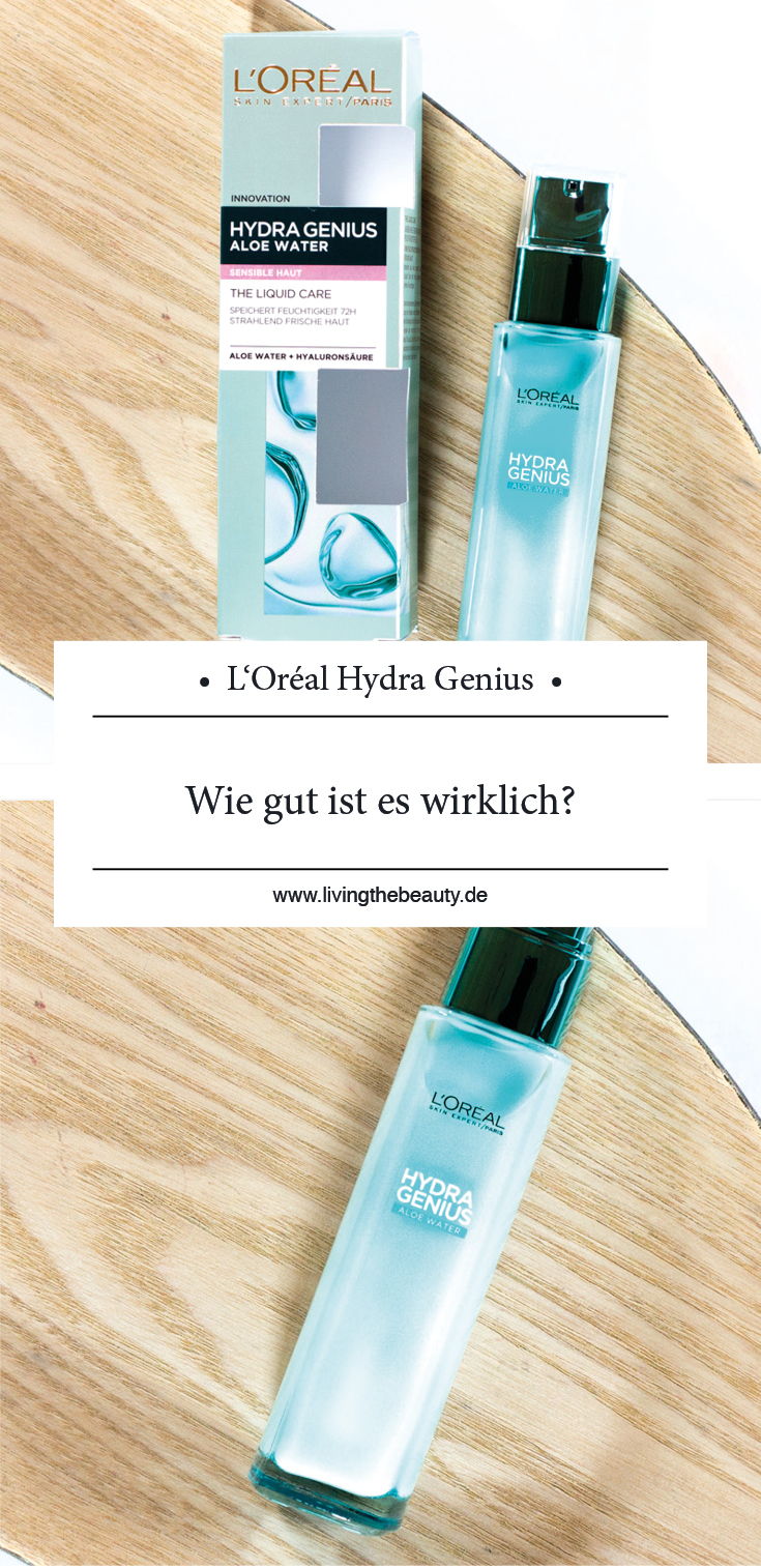 L'Oréal Hydra Genius Fluid Sensitive