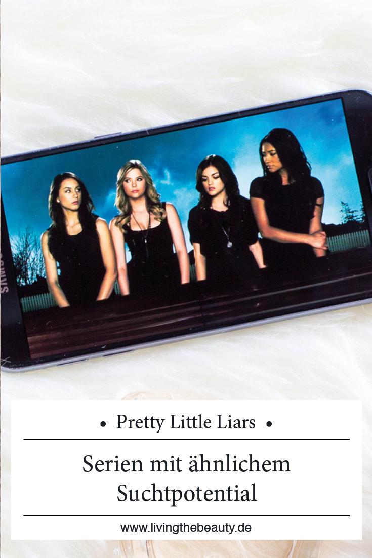 Serien die ähnlich wie Pretty Little Liars sind