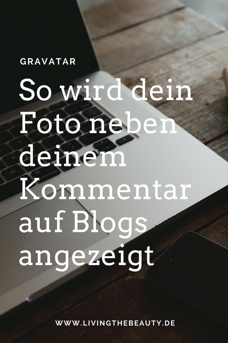 Gravatar: So wird dein Foto neben deinem Kommentar auf Blogs angezeigt