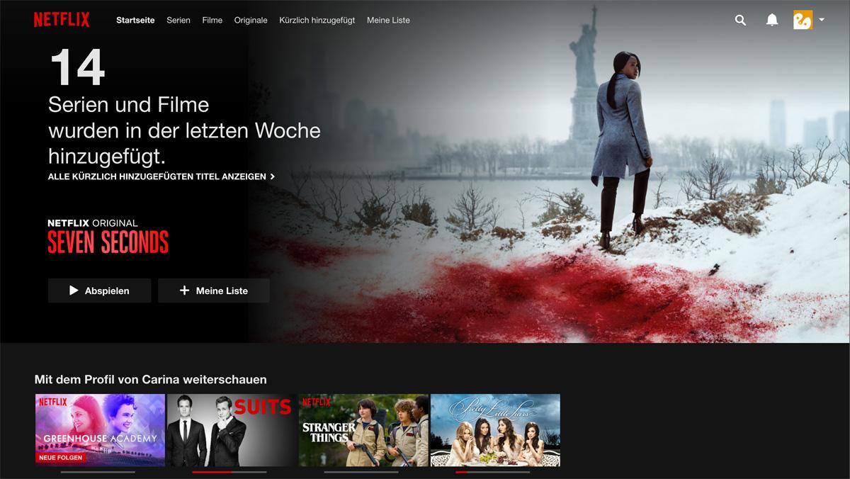 Netflix - Vorteile & Nachteile