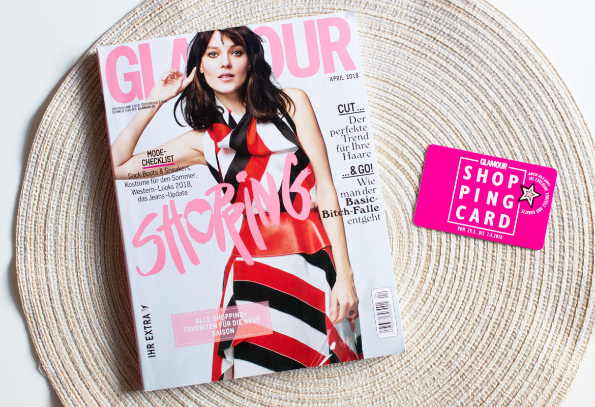 Glamour Shopping Week April 2018 - Alle Infos, Rabatte & Teilnehmer