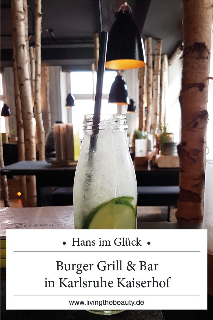 Hans im Glück in Karlsruhe | Burger Grill & Bar