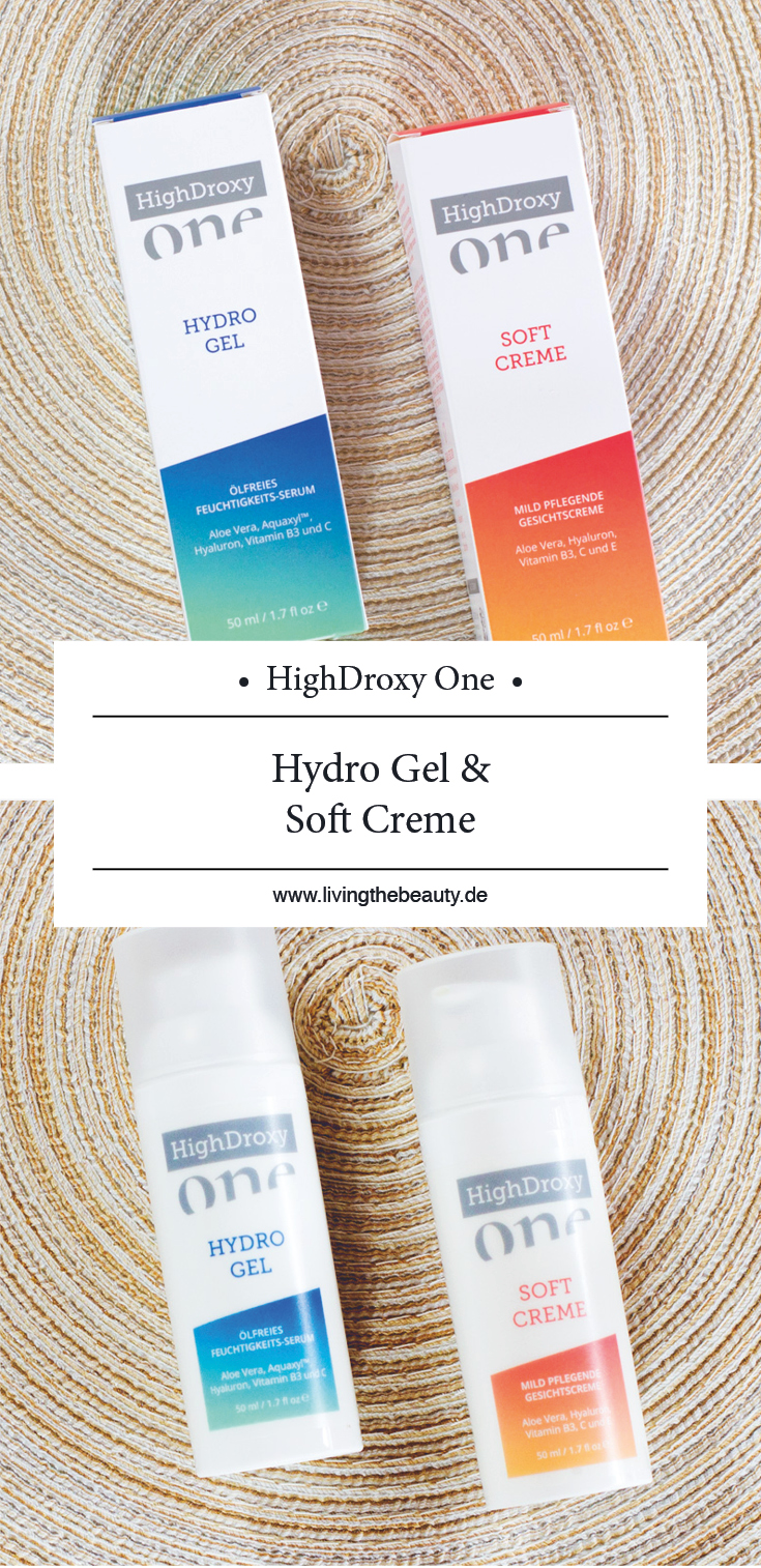 Flops: HighDroxy One Hydro Gel & Soft Creme