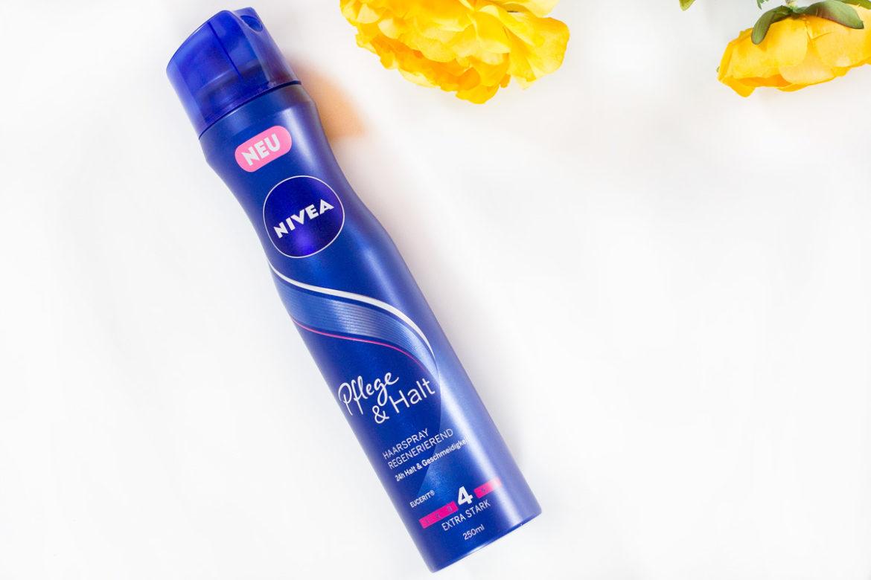 Nivea Pflege & Halt Regenerierendes Haarspray