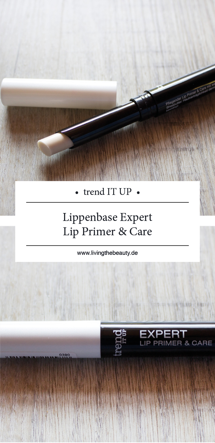 trend IT UP Lippenbase Expert Lip Primer & Care