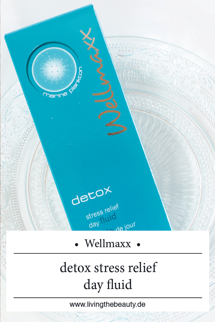 Wellmaxx detox stress relief day fluid