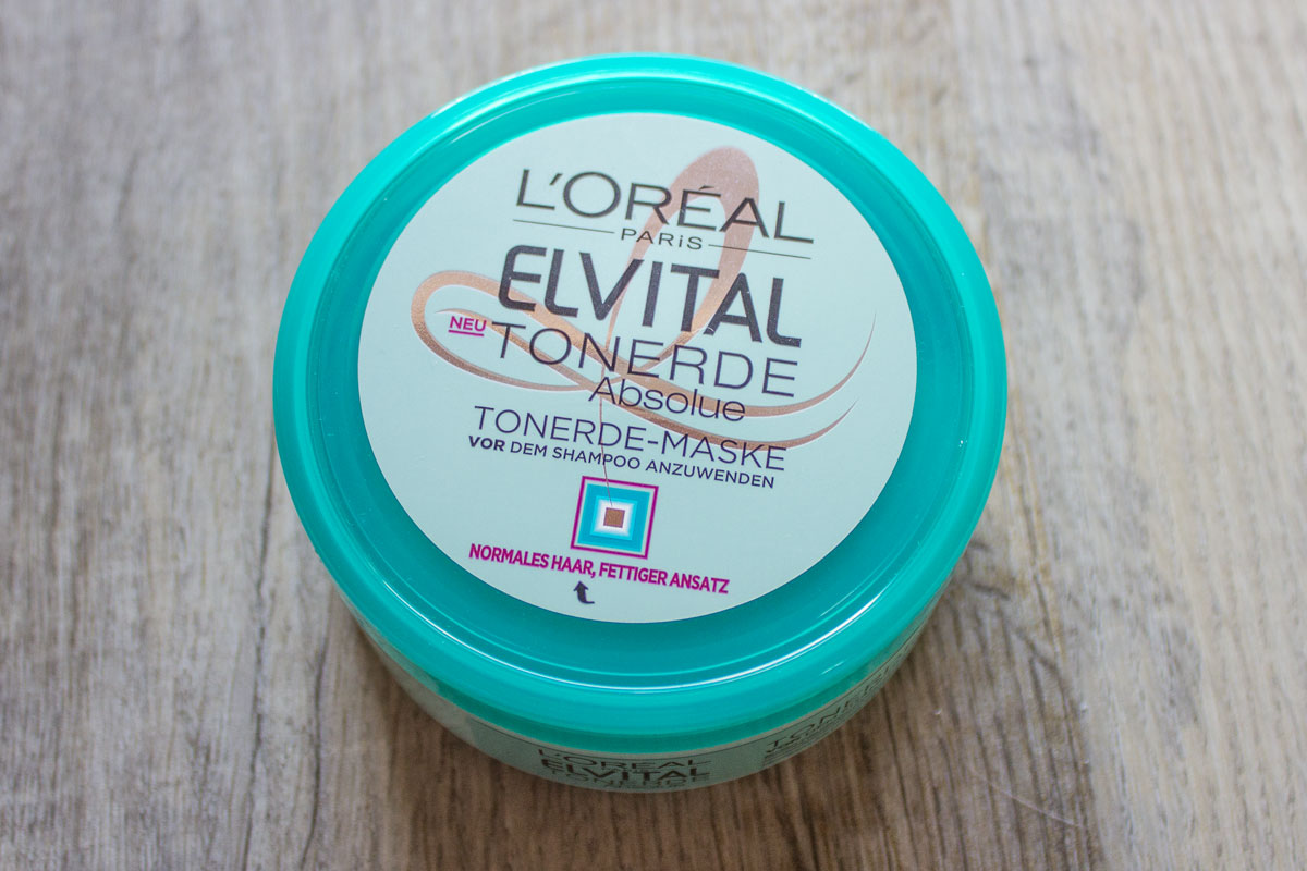 L'Oréal Elvital Tonerde Absolue Shampoo & Maske
