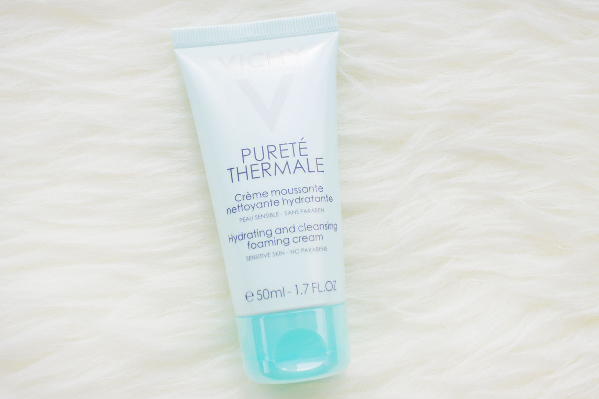 Vichy Pureté Thermale Hydrating Cleansing Foaming Cream