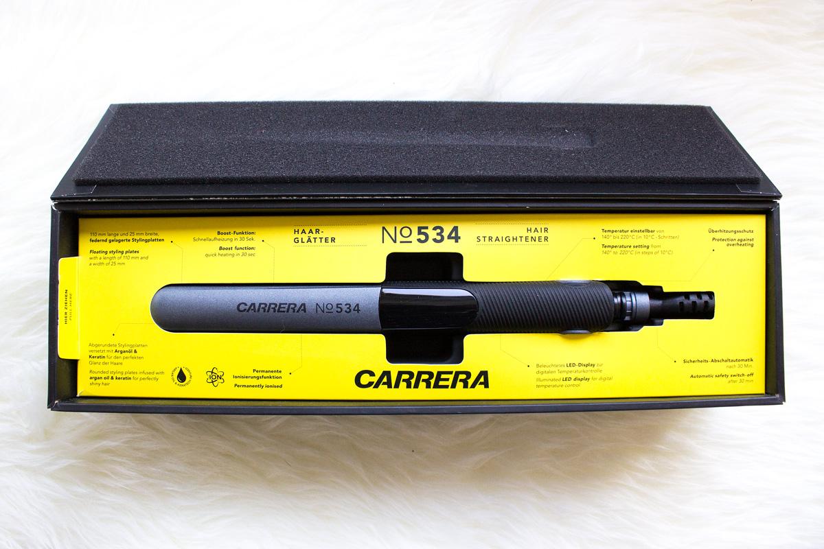Carrera Glätteisen No 534