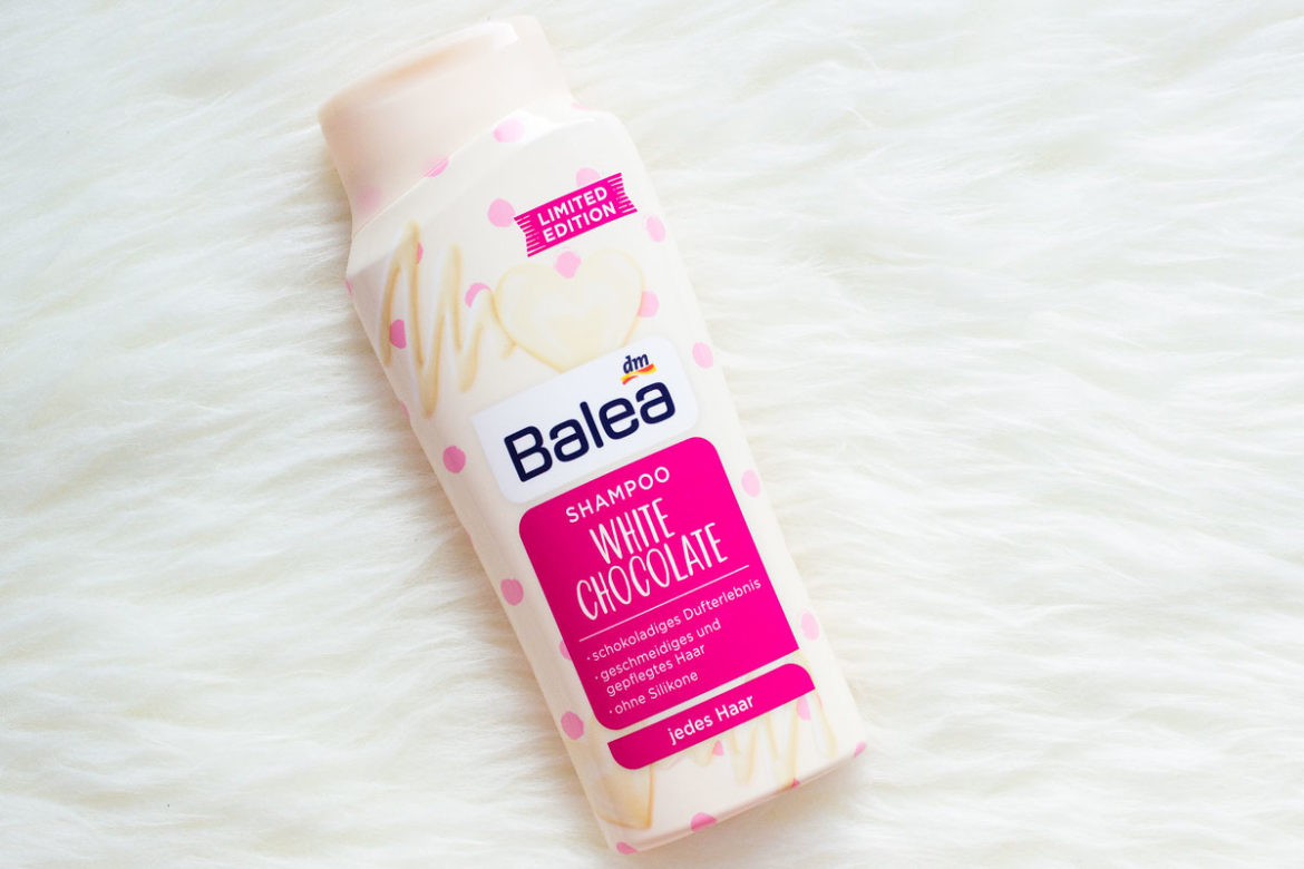 Balea White Chocolate Shampoo