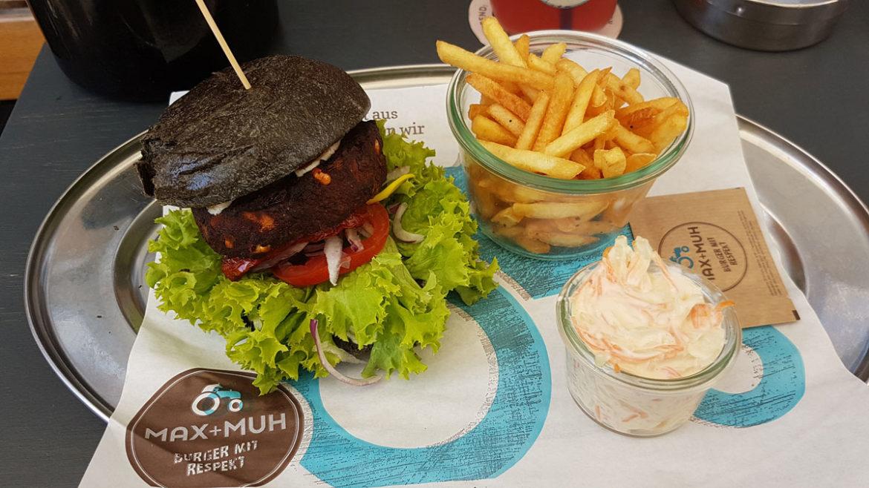 Max + Muh in Ansbach | Burger mit Respekt