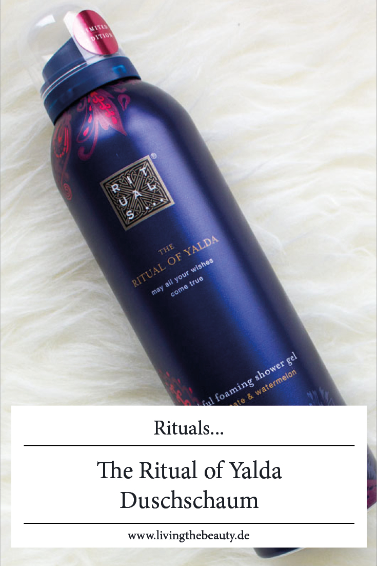 Rituals - The Ritual of Yalda Duschschaum