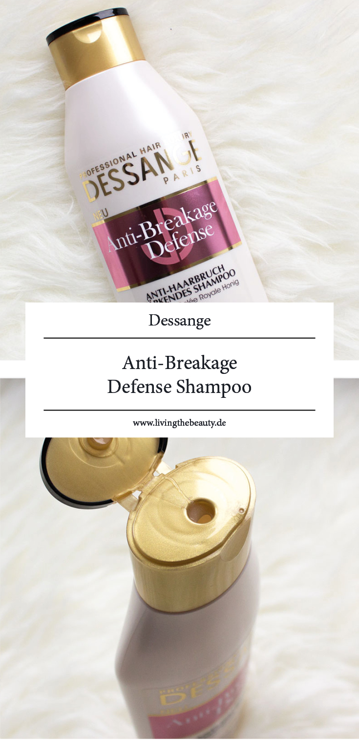 Dessange Anti-Breakage Defense Shampoo