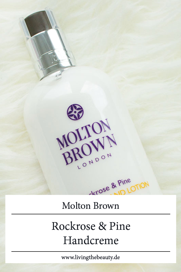 Molton Brown Rockrose & Pine Handcreme