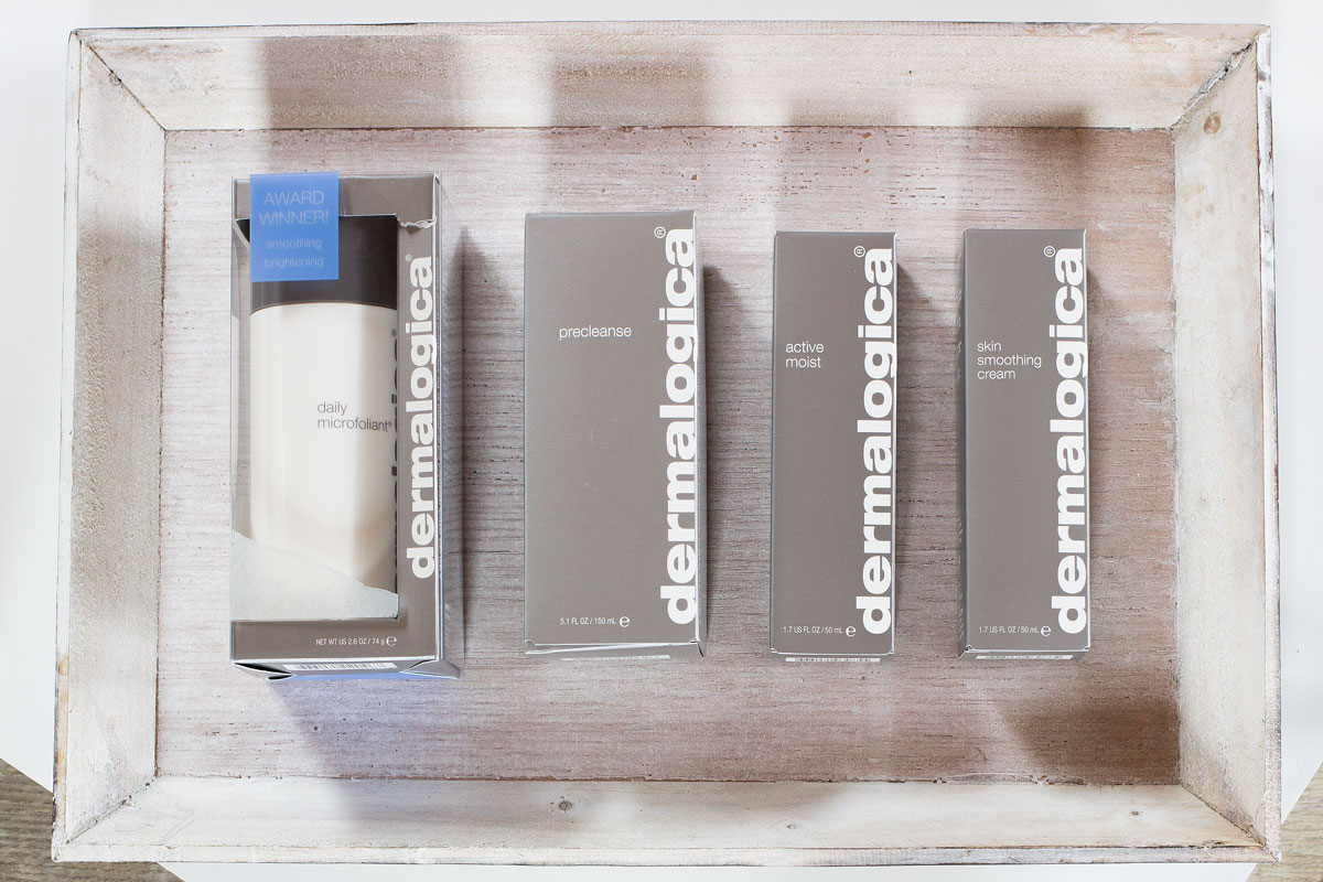 Dermalogica Produkte im Test - Daily Microfoliant, Precleanse, Active Moist & Skin Smoothing Cream