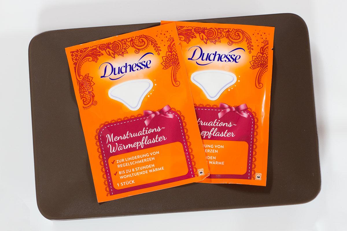 Duchesse Menstruations-Wärmepflaster