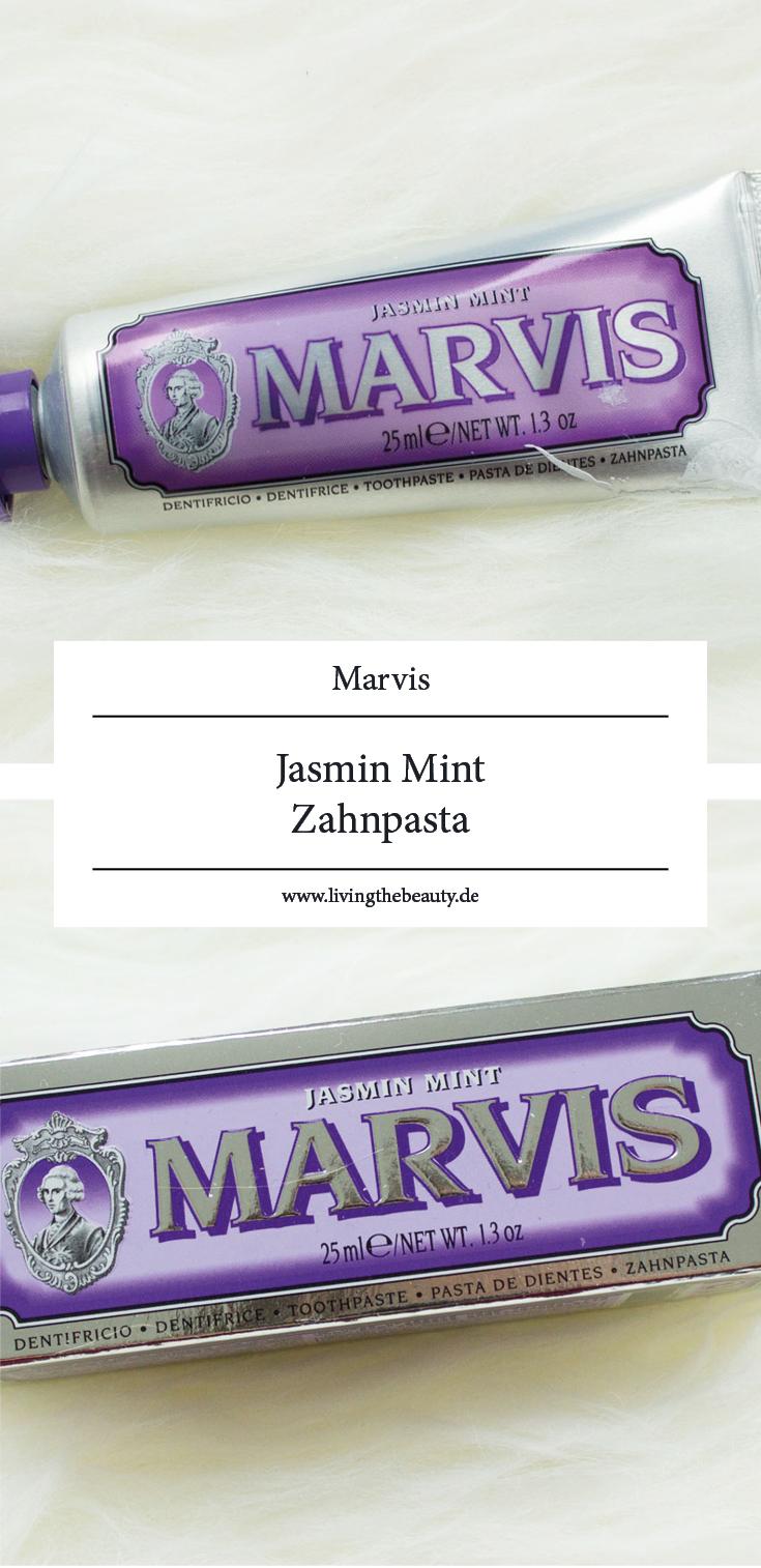Marvis Jasmin Mint Zahnpasta