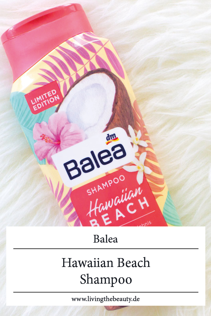 Balea Hawaiian Beach Shampoo