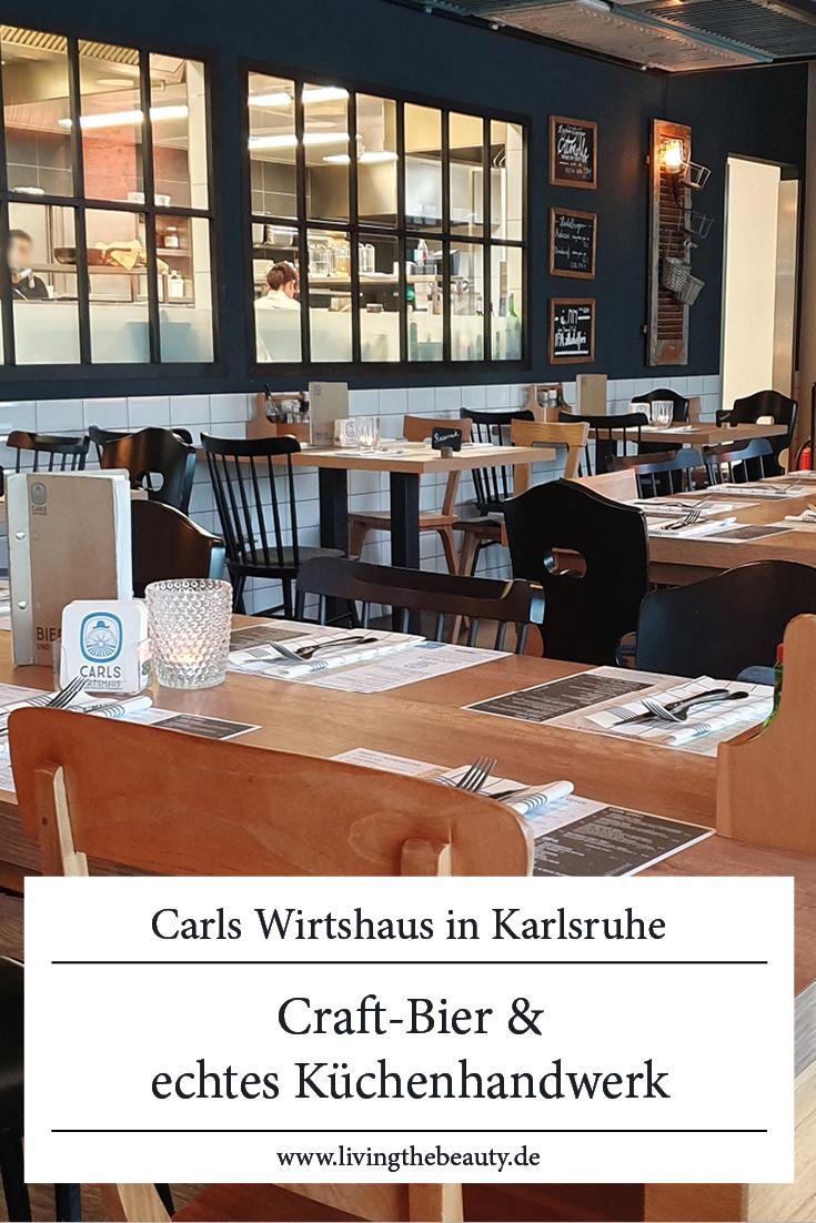 Carls Wirtshaus in Karlsruhe | Craft-Bier & echtes Küchenhandwerk