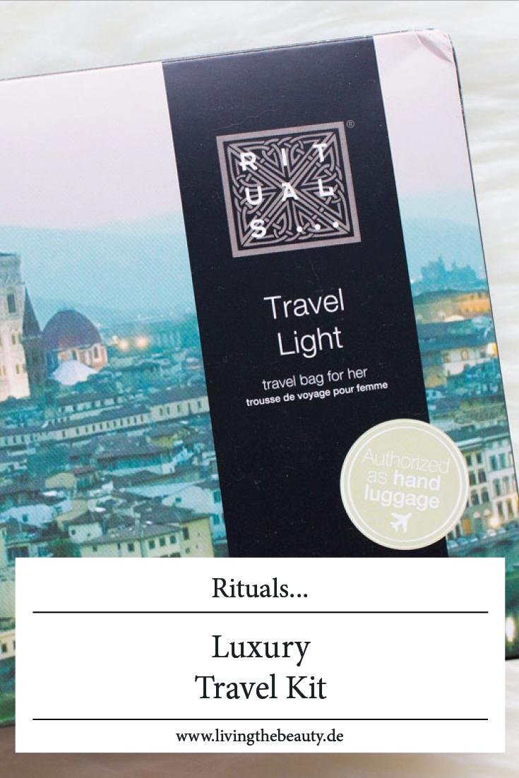 "Rituals Luxury Travel Kit ""Travel Light"""
